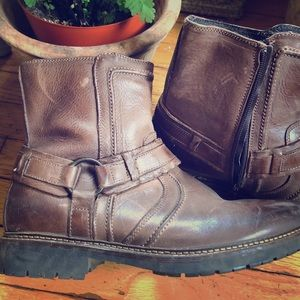 Johnston and Murphy Boots